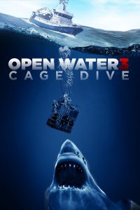 """Poster for the movie """"Cage Dive"""""""