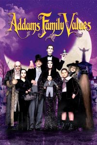 """Poster for the movie """"Addams Family Values"""""""