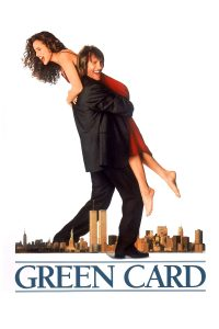 """Poster for the movie """"Green Card"""""""