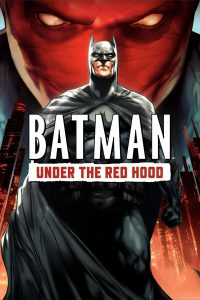 """Poster for the movie """"Batman: Under the Red Hood"""""""