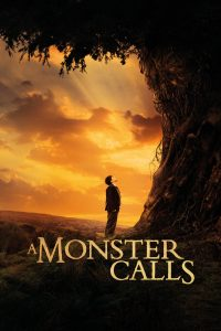 """Poster for the movie """"A Monster Calls"""""""