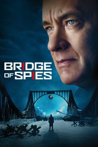 """Poster for the movie """"Bridge of Spies"""""""