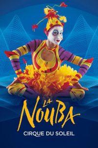 """Poster for the movie """"Cirque Du Soleil: La Nouba"""""""