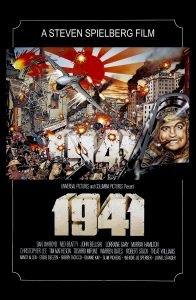 "Poster for the movie ""1941"""