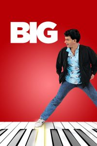 """Poster for the movie """"Big"""""""
