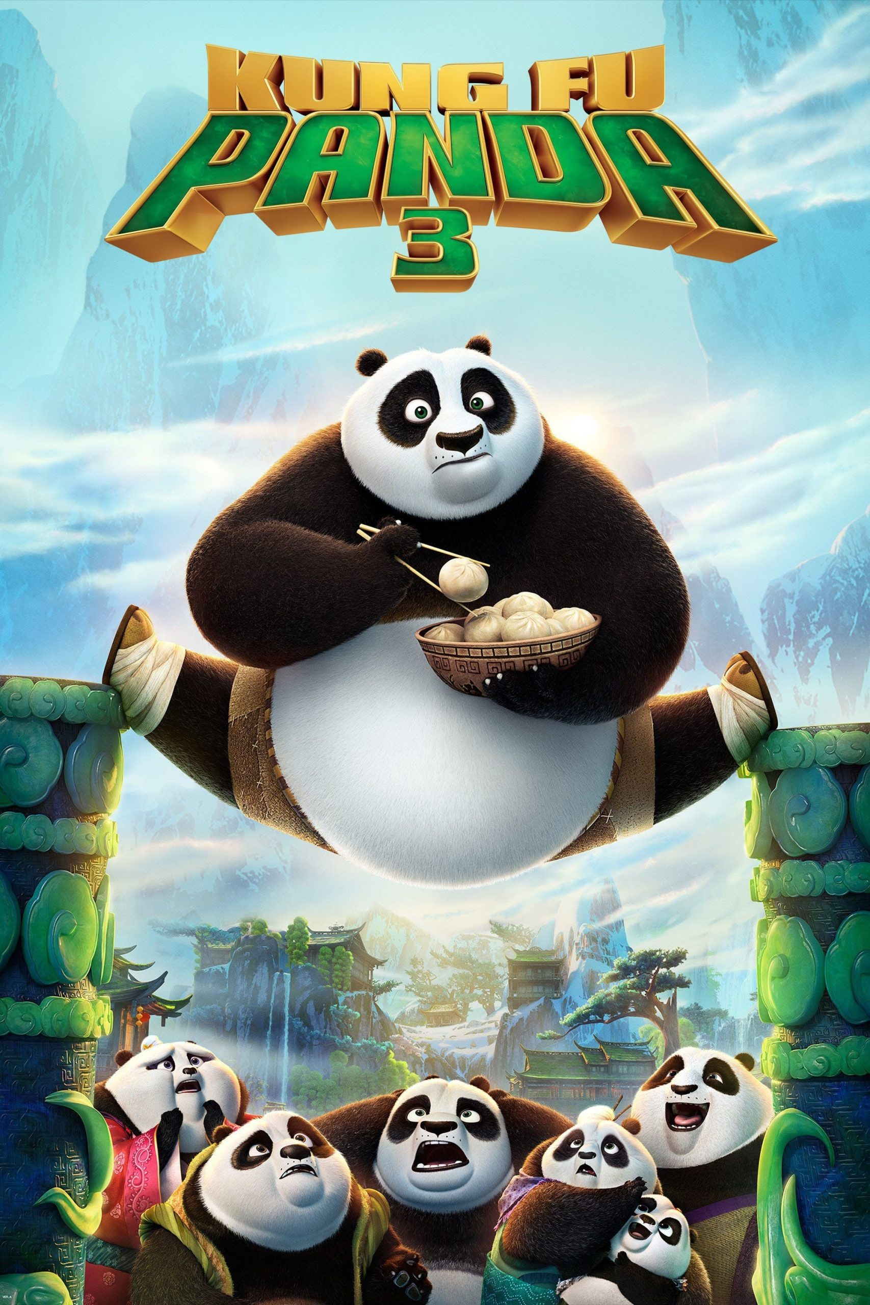 Kung Fu Panda 2 Stream German