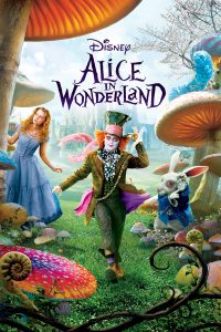 """Poster for the movie """"Alice in Wonderland"""""""