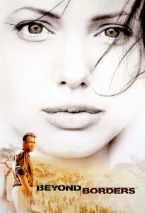 """Poster for the movie """"Beyond Borders"""""""