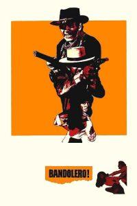 """Poster for the movie """"Bandolero!"""""""