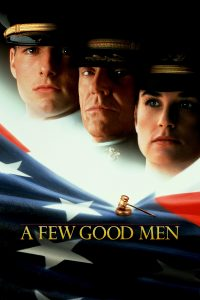 "Poster for the movie ""A Few Good Men"""