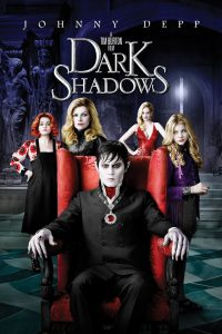 """Poster for the movie """"Dark Shadows"""""""