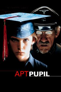 """Poster for the movie """"Apt Pupil"""""""