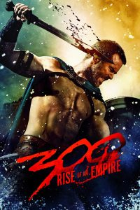 "Poster for the movie ""300: Rise of an Empire"""
