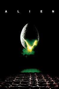 "Poster for the movie ""Alien"""