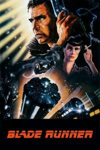 "Poster for the movie ""Blade Runner"""