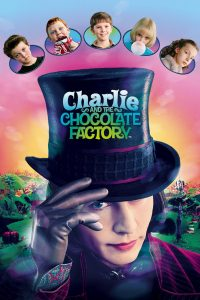 """Poster for the movie """"Charlie and the Chocolate Factory"""""""