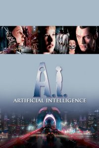 """Poster for the movie """"A.I. Artificial Intelligence"""""""