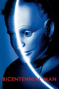 """Poster for the movie """"Bicentennial Man"""""""