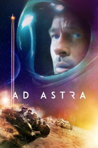 """Poster for the movie """"Ad Astra"""""""