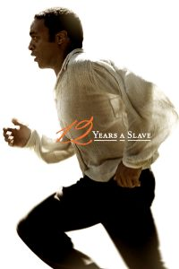 "Poster for the movie ""12 Years a Slave"""