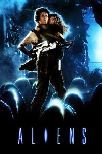 """Poster for the movie """"Aliens"""""""