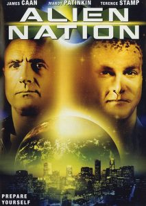 """Poster for the movie """"Alien Nation"""""""