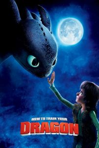 """Poster for the movie """"How to Train Your Dragon"""""""