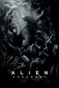 "Poster for the movie ""Alien: Covenant"""