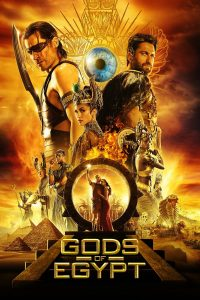 """Poster for the movie """"Gods of Egypt"""""""