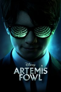 """Poster for the movie """"Artemis Fowl"""""""