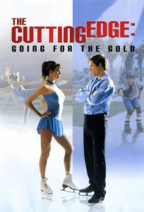 """Poster for the movie """"The Cutting Edge: Going for the Gold"""""""