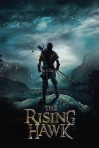 """Poster for the movie """"The Rising Hawk"""""""