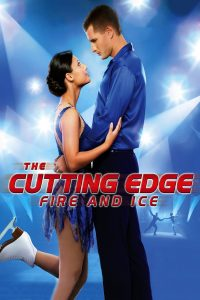 """Poster for the movie """"The Cutting Edge: Fire & Ice"""""""
