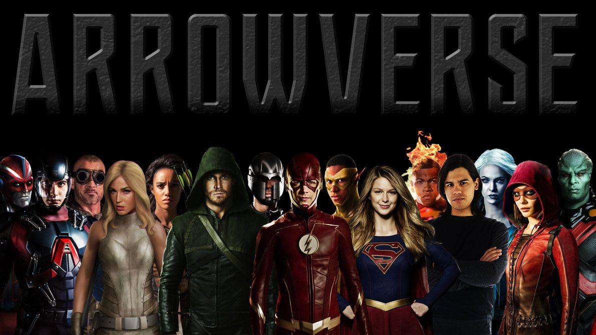 Complete Chronological Watch Order for DC's Arrowverse