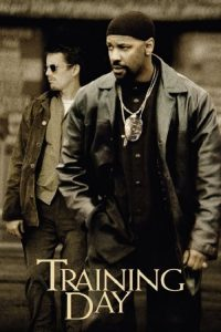 "Poster for the movie ""Training Day"""