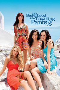 "Poster for the movie ""The Sisterhood of the Traveling Pants 2"""