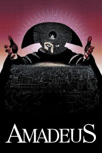 """Poster for the movie """"Amadeus"""""""