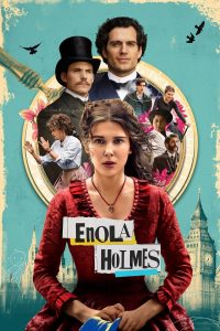 """Poster for the movie """"Enola Holmes"""""""