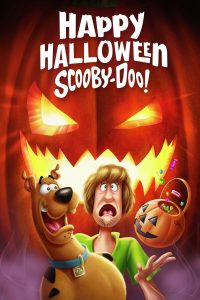 "Poster for the movie ""Happy Halloween, Scooby-Doo!"""
