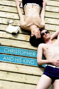 "Poster for the movie ""Christopher and His Kind"""