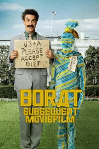 "Poster for the movie ""Borat Subsequent Moviefilm"""