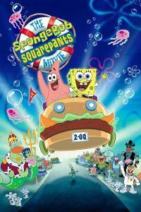 "Poster for the movie ""The SpongeBob SquarePants Movie"""