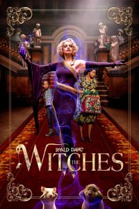 "Poster for the movie ""Roald Dahl's The Witches"""