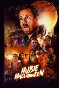 "Poster for the movie ""Hubie Halloween"""