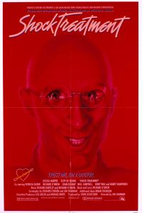 """Poster for the movie """"Shock Treatment"""""""