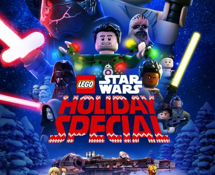 The Lego Star Wars Holiday Special